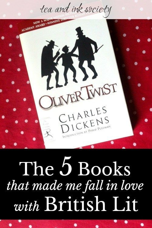 The 5 Books that Made Me Fall in Love with British ...