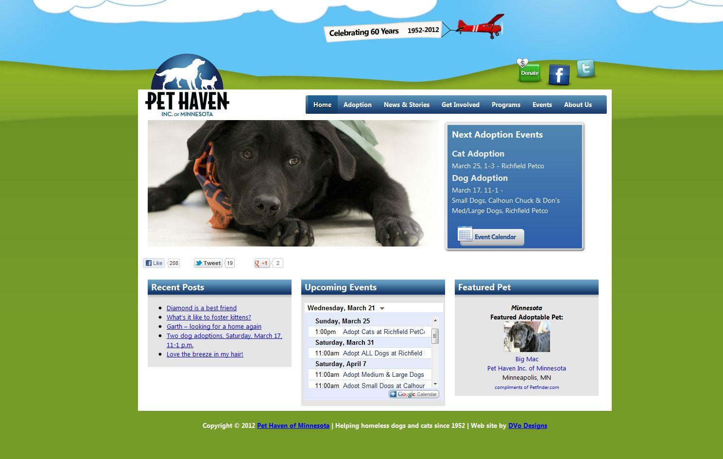 Pet Haven of Minnesota Animal foster volunteers