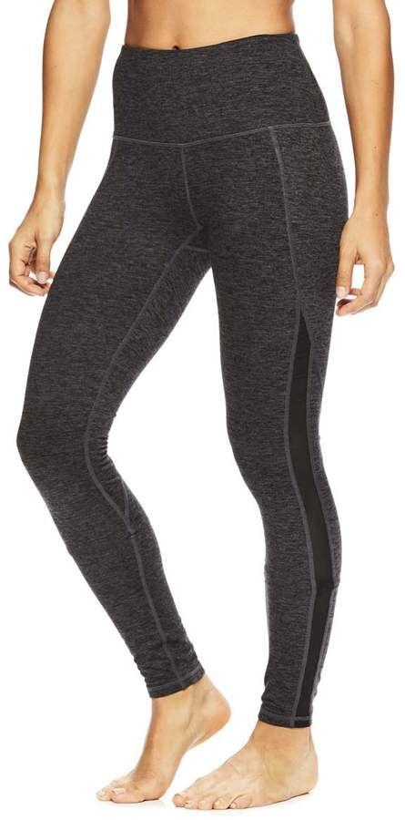 81c65f5985 Gaiam Asphalt Heather Athena High-Waist Leggings | Products