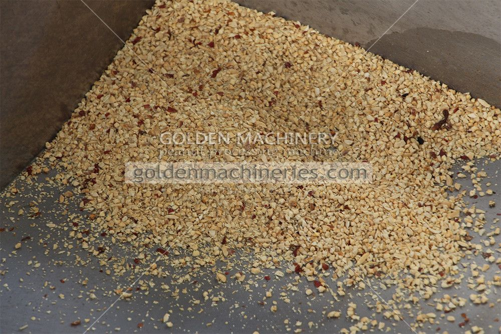 Automatic Roasted Groundnut Skin Removing Cocoa Bean Peeler Peanut