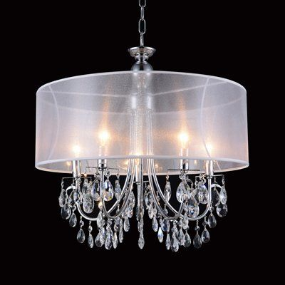 Crystal World 5061p2 Halo Large Pendant