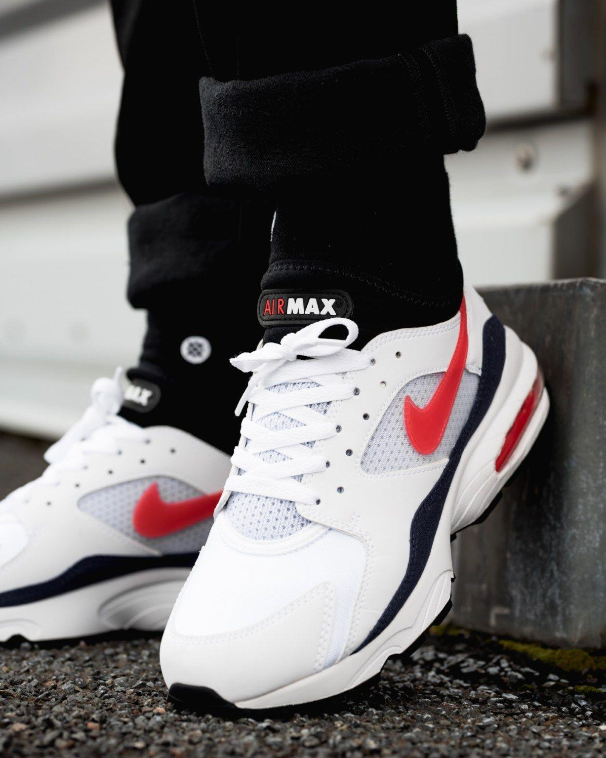 air max 93 habanero red