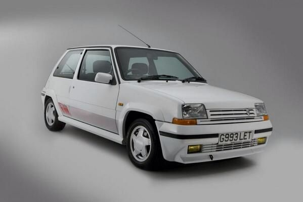 Chris Evans On Twitter Renault 5 Gt Turbo Renault 5 Retro Cars