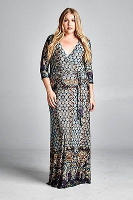Blue Love Hues Of Summer Collected By Curved By Nature Plus Size ...
