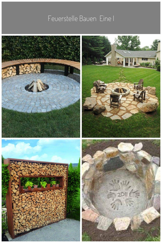 Feuerstelle Bauen Eine Idee Fur Genussvolle Gartenstunden Feuerstelle Garten Feuerstelle Garten Feuerstelle Feuer