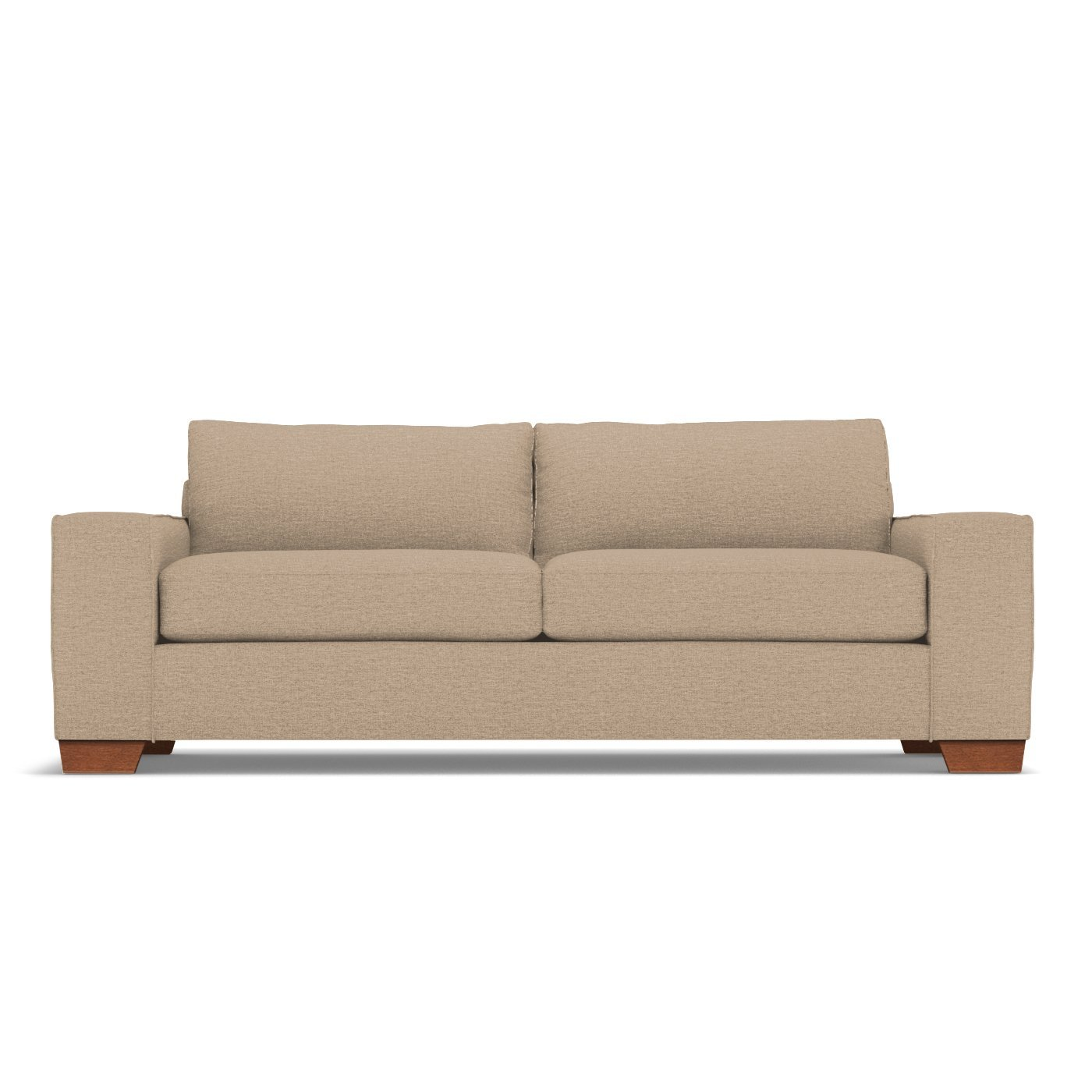 - APT2B Melrose Sleeper Sofa Queen Size CHOICE OF FABRICS & WOOD