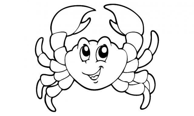 Cómo hacer un móvil colgante para bebés - Dibujo de cangrejos ...