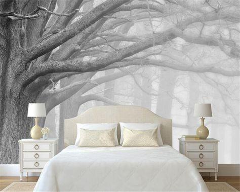 Goede Beibehang 3D behang woonkamer slaapkamer muurschilderingen moderne RF-81
