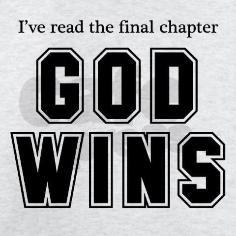 I've read the final chapter......