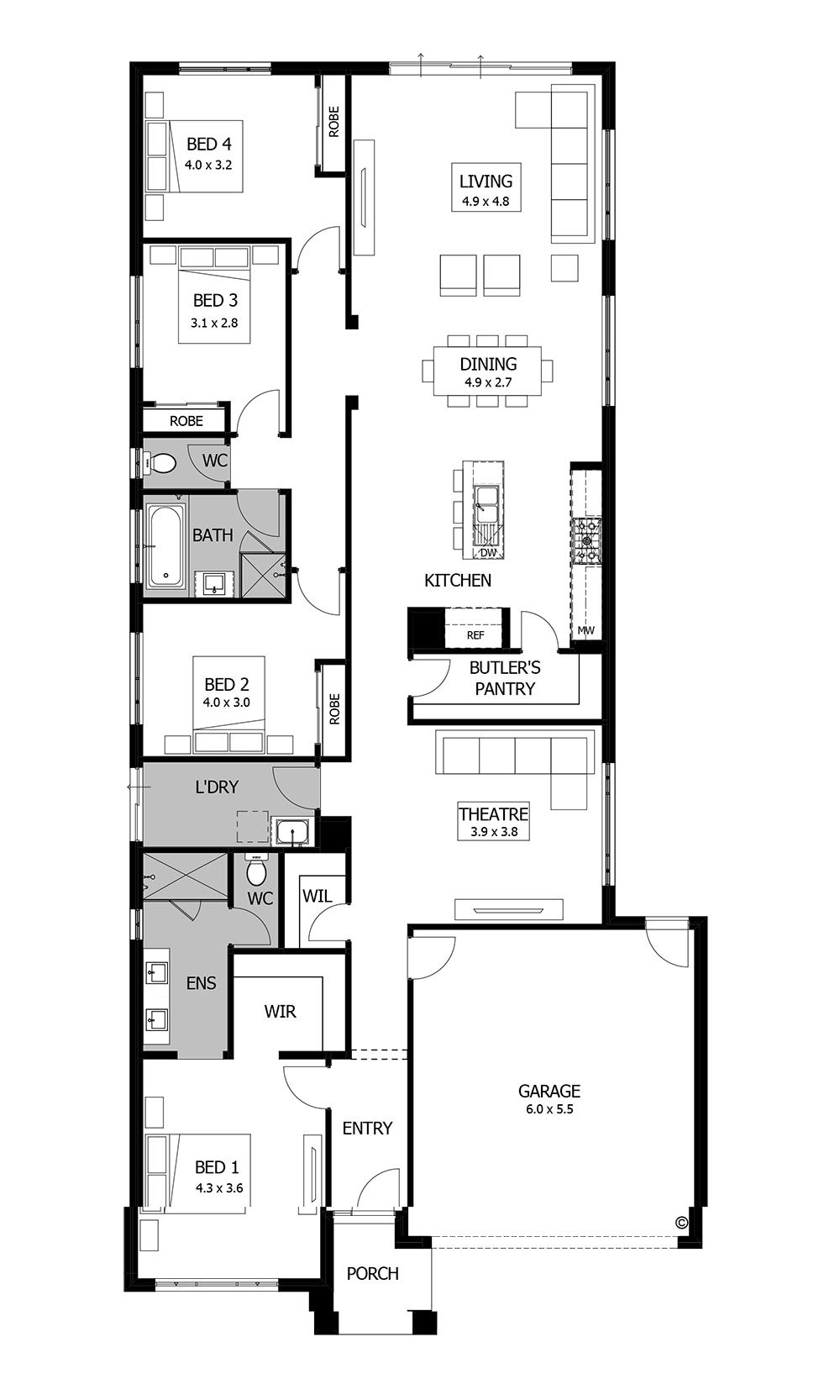 boutique homes chelsea 26 floor plan house ideas pinterest