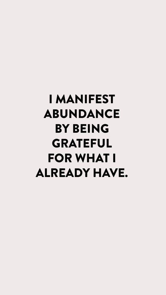 Gratitude is powerful...