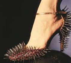 OK these would hurt!!!