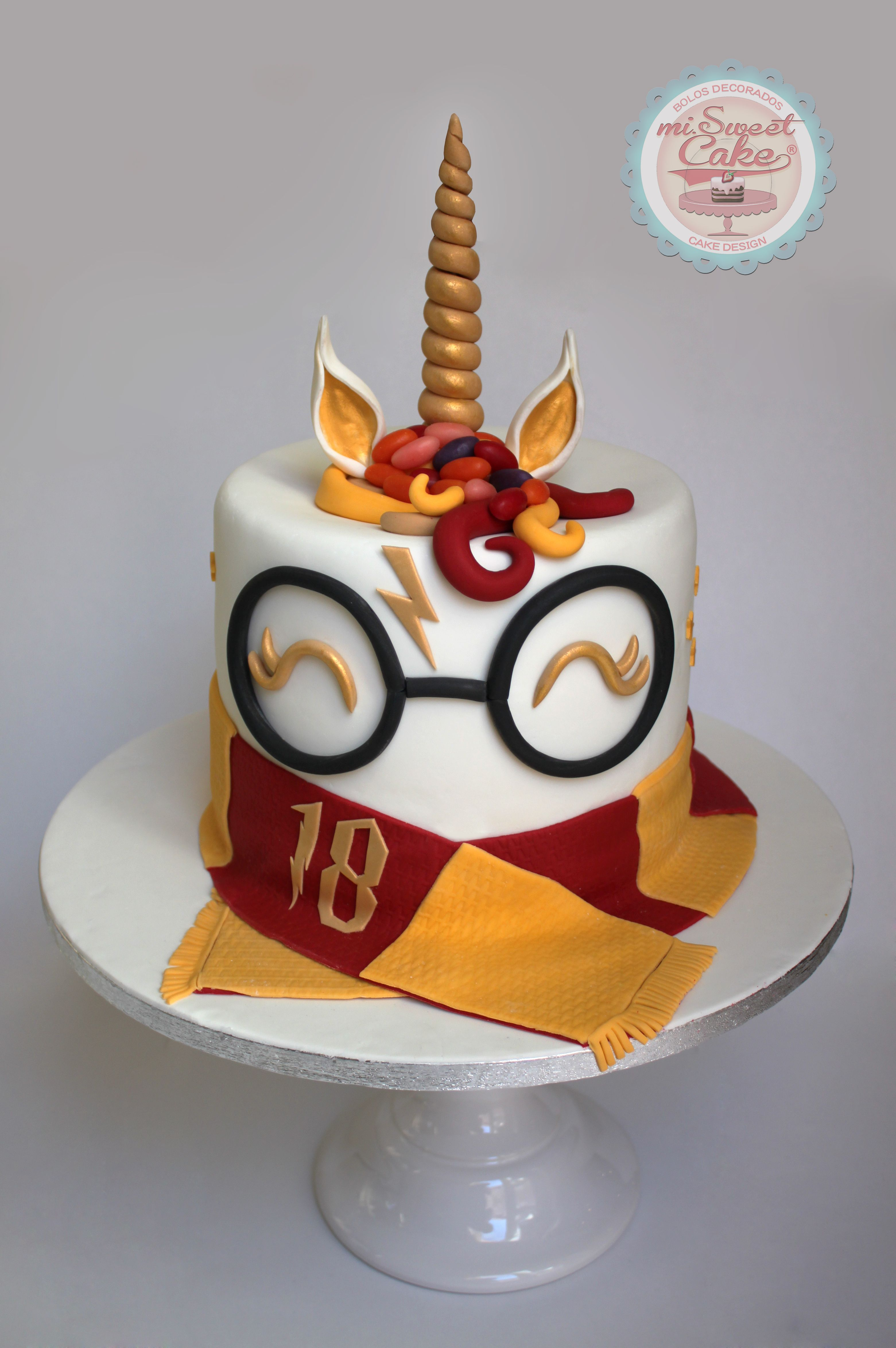Harry Potter Cake Ideas Simple