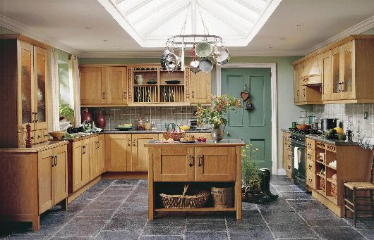 Charmant Country Kitchens