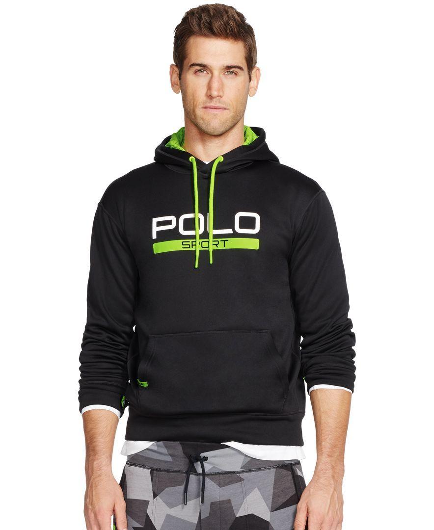 Polo Ralph Lauren Tech Fleece Hoodie Sweaters Men