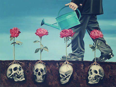 Send me no flowers...