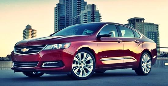 2021 Chevy Impala Concept, Price