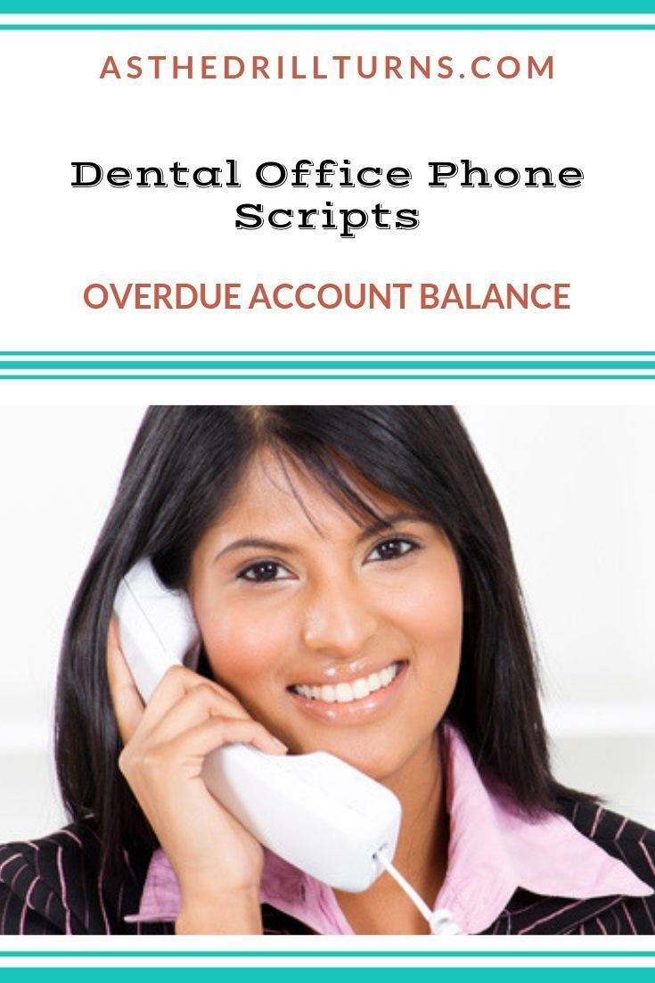 The Dental Office Sometimes Must Make Collection Calls To Their Patients With An Overdue Account Balance.  How Do We Manage This & What Do We Say?  #dentalfrontdeskhelp