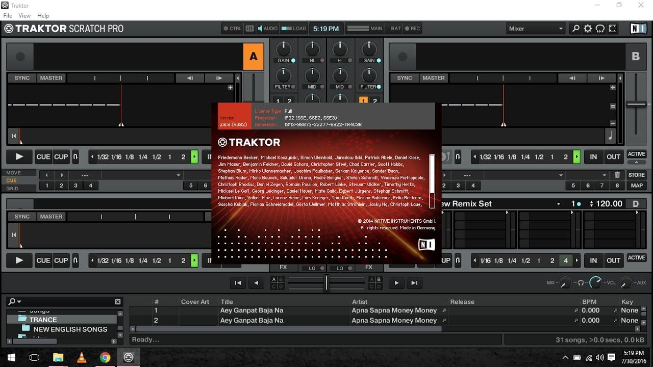 Traktor Pro 2 6 8 Crack | Projects to Try | Professional dj