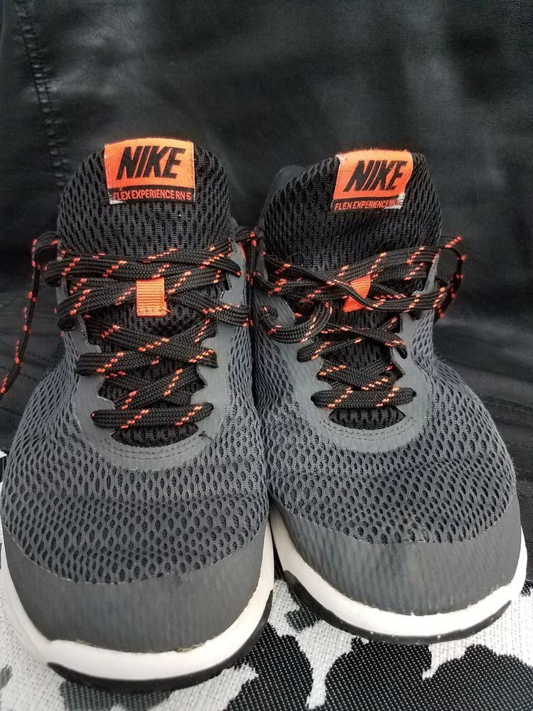 f8ddd6a0a Nike Flex Experience RN 5 Black Dark Grey Orange 844524-001 Men s Running  Shoes  fashion  clothing  shoes  accessories  mensshoes  athleticshoes  (ebay link)