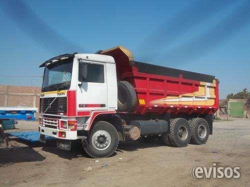 Volquete Volvo F12 Tortoon En Trujillo Camiones 650007