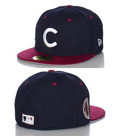 NEW ERA WORLD SERIES EDITION Chicago Cubs MLB fitted cap Embroidered logo  patch on front Circle World Series patch on side of hat Jimmy Jazz Exclusive 3ff0201809d