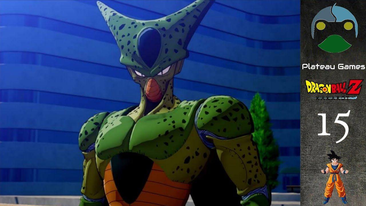 Dragon Ball Z Kakarot 15 أندرويد بيولوجي شرير من المستقبل Dragon Ball Dragon Ball Z Dragonball Evolution