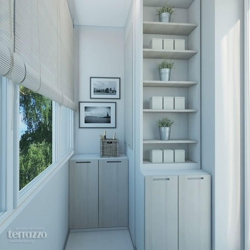 так шкаф на балконе фото дизайн делать
