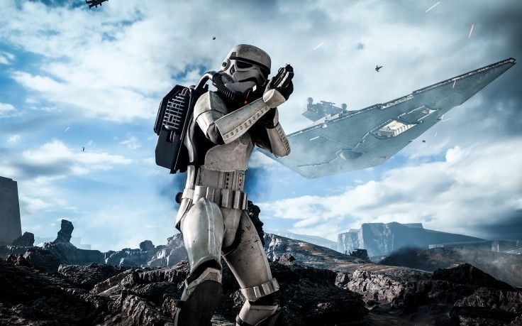 video Games, Artwork, Star Wars Battlefront, STAR WARS