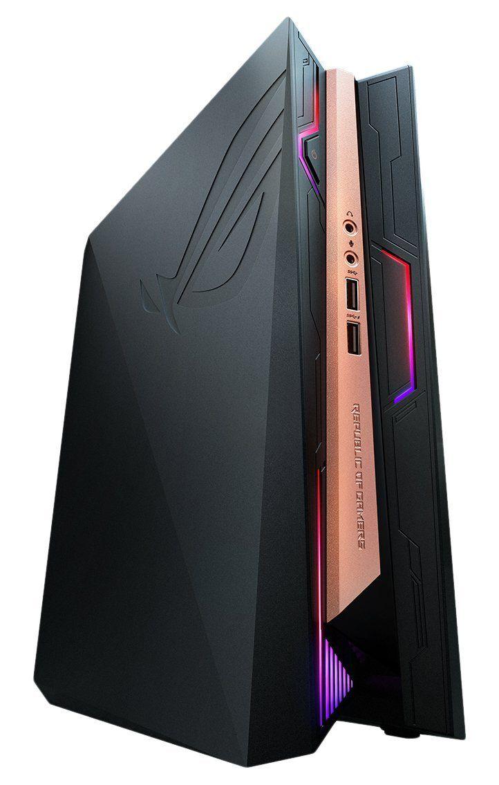 Asus Gr8 Ii T069z Vr Ready Mini Pc Gaming Desktop Gaming Pc Computers Gaming Desktop Gaming Pc Asus