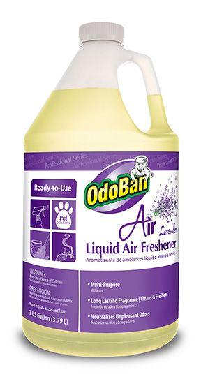 Odoban 174 Air Lavender Liquid Air Freshener A Ready To Use