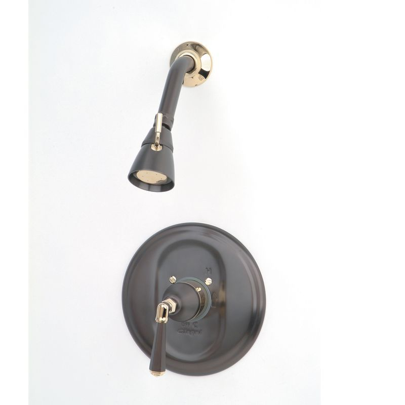 Giagni F4 Fino Shower Package with Single Function Shower Head ...