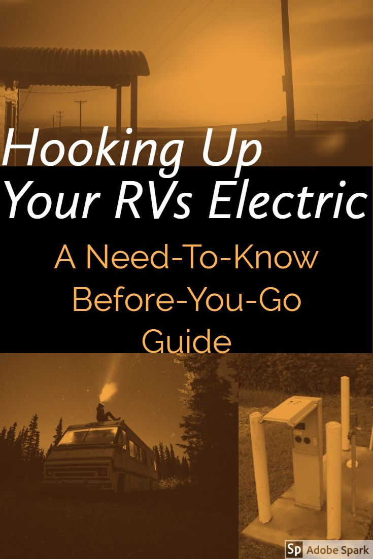 Hooking Up Your Rv Electric