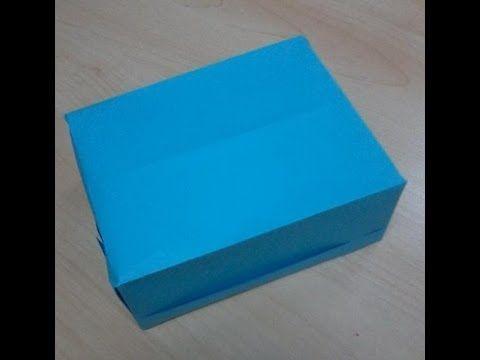 Caja Sin Pegamento Cajas Cajas Con Tapa Caja De Zapatos