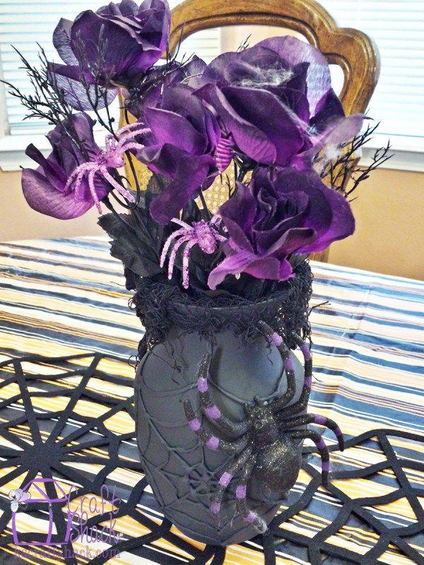 20 Dollar Store Halloween Decor Ideas Halloween Decorating Ideas - halloween decorations on pinterest