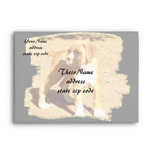 Boxer dog greeting card envelope fits 5 x 7 greeting cards boxer boxer dog greeting card envelope fits 5 x 7 greeting cards boxer dog m4hsunfo
