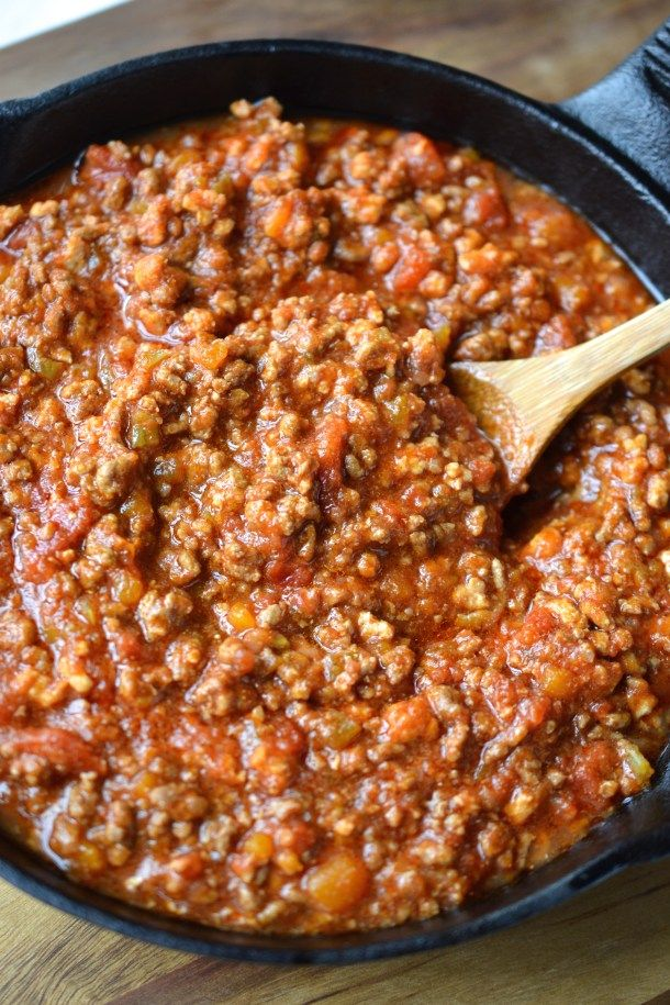 Bolognese Sauce | Every Last Bite