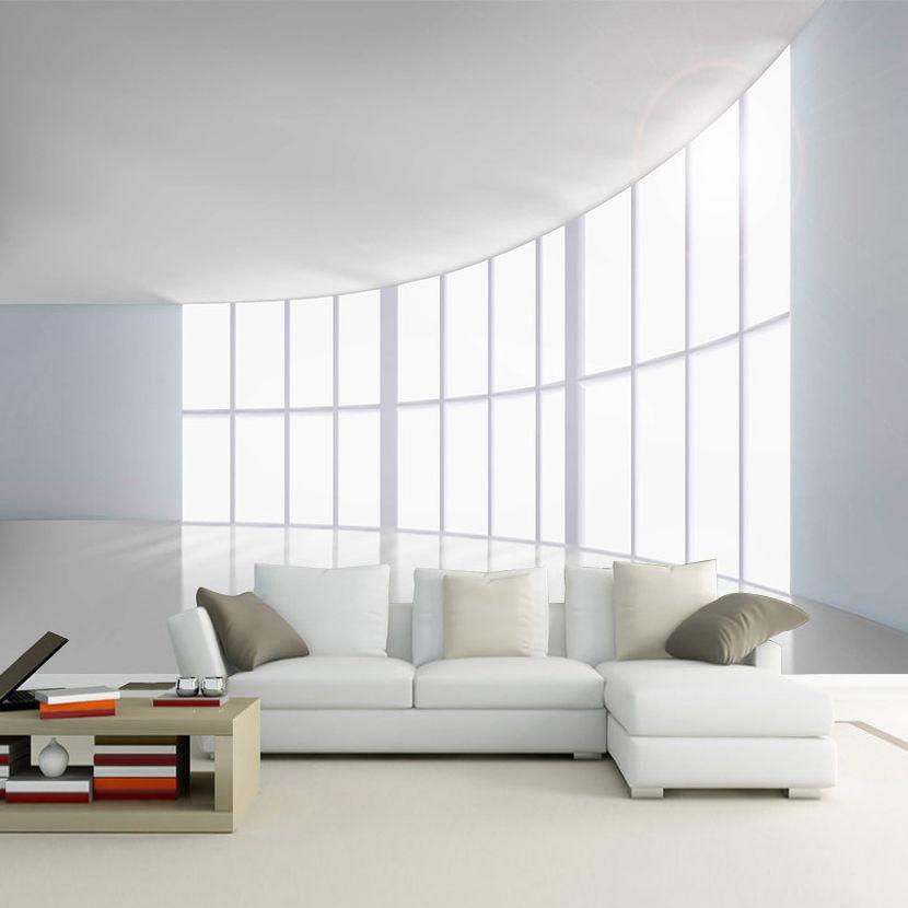 Goedkope Custom size moderne minimalistische 3d abstracte ruimte ...