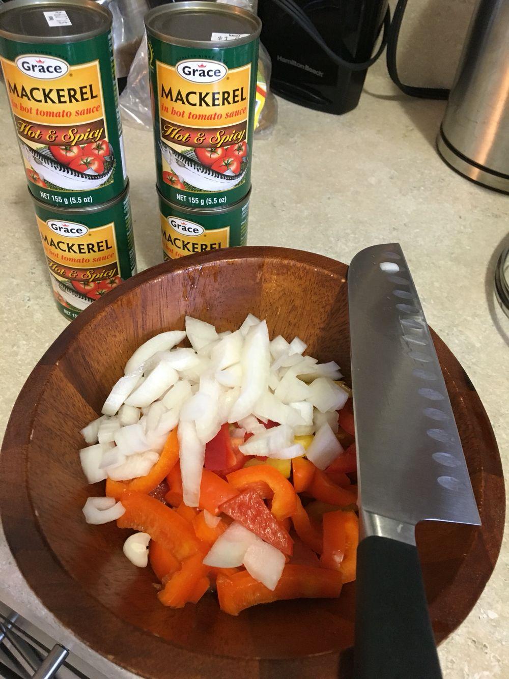 Some good ok jamaican styled mackerel yummy recipe on blog some good ok jamaican styled mackerel yummy recipe on blog www jamaican food recipeseasy forumfinder Images
