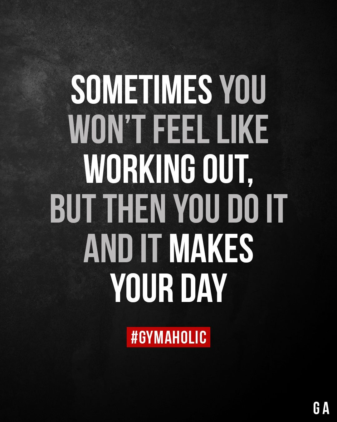 Sometimes you won't feel like working out, - Fitness - #feel #Fitness #wont #Working