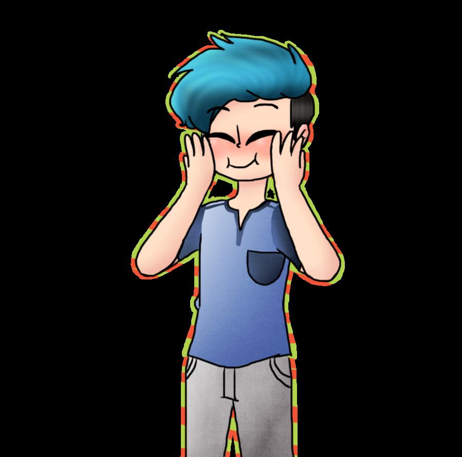 Squishy Blueberry Boy | Crankgameplays by Puppyrelp on DeviantArt