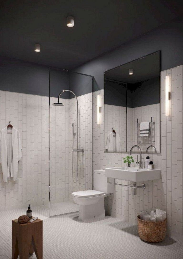 95+ Amazing Small Bathroom Remodel Ideas | Small bathroom ... on Amazing Small Bathrooms  id=13615
