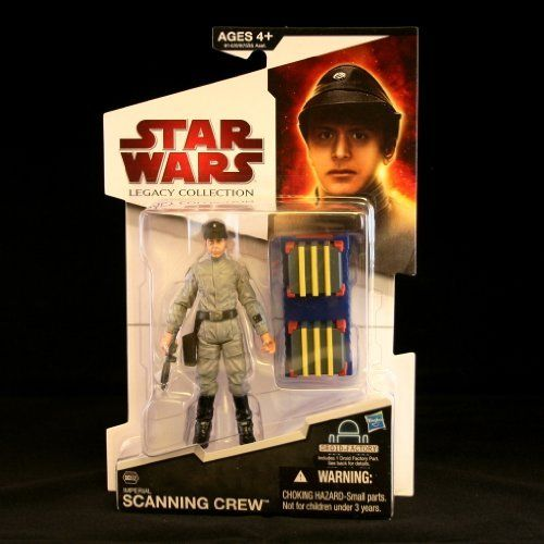 Buildadroid Legacy Action Star Wars Figure No32 2009 Bd Collection K1lcFJ