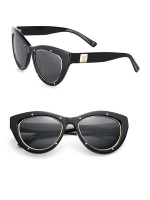 a15ccc8949 MCM 53MM Studded Cat s-Eye Sunglasses.  mcm  sunglasses