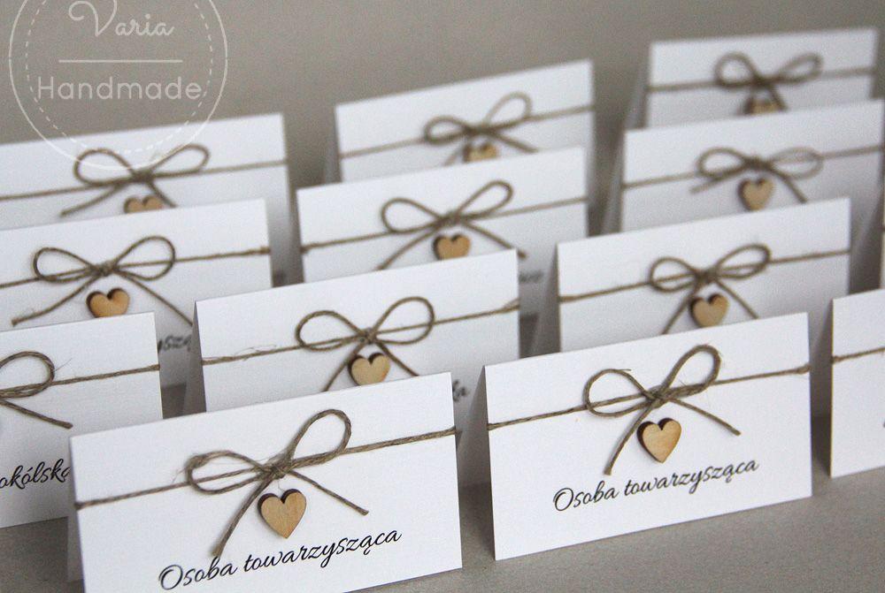 Rustykalne Winietki Na Wesele Wedding Time 18th Birthday Party Wedding Planning