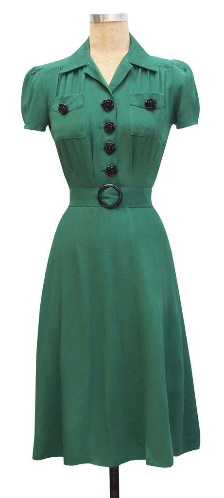 1940s fashion dresses uk websites
