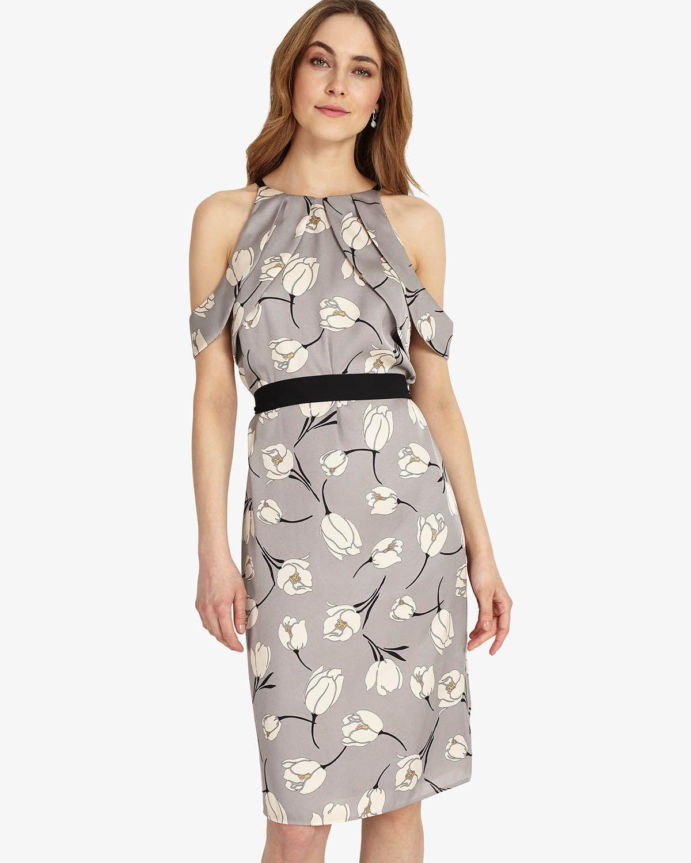 e0a03da4c64 Phase Eight Tallulah Tulip Dress Multi