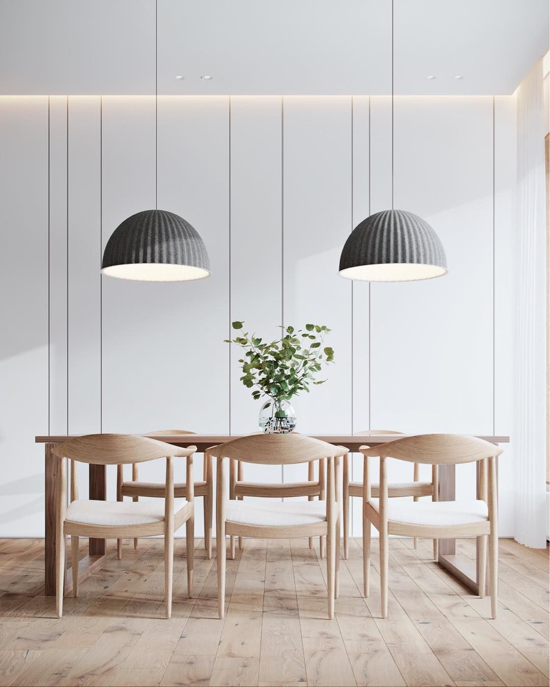 Render Lovers On Instagram Renderlovers Minimal Dinning Table
