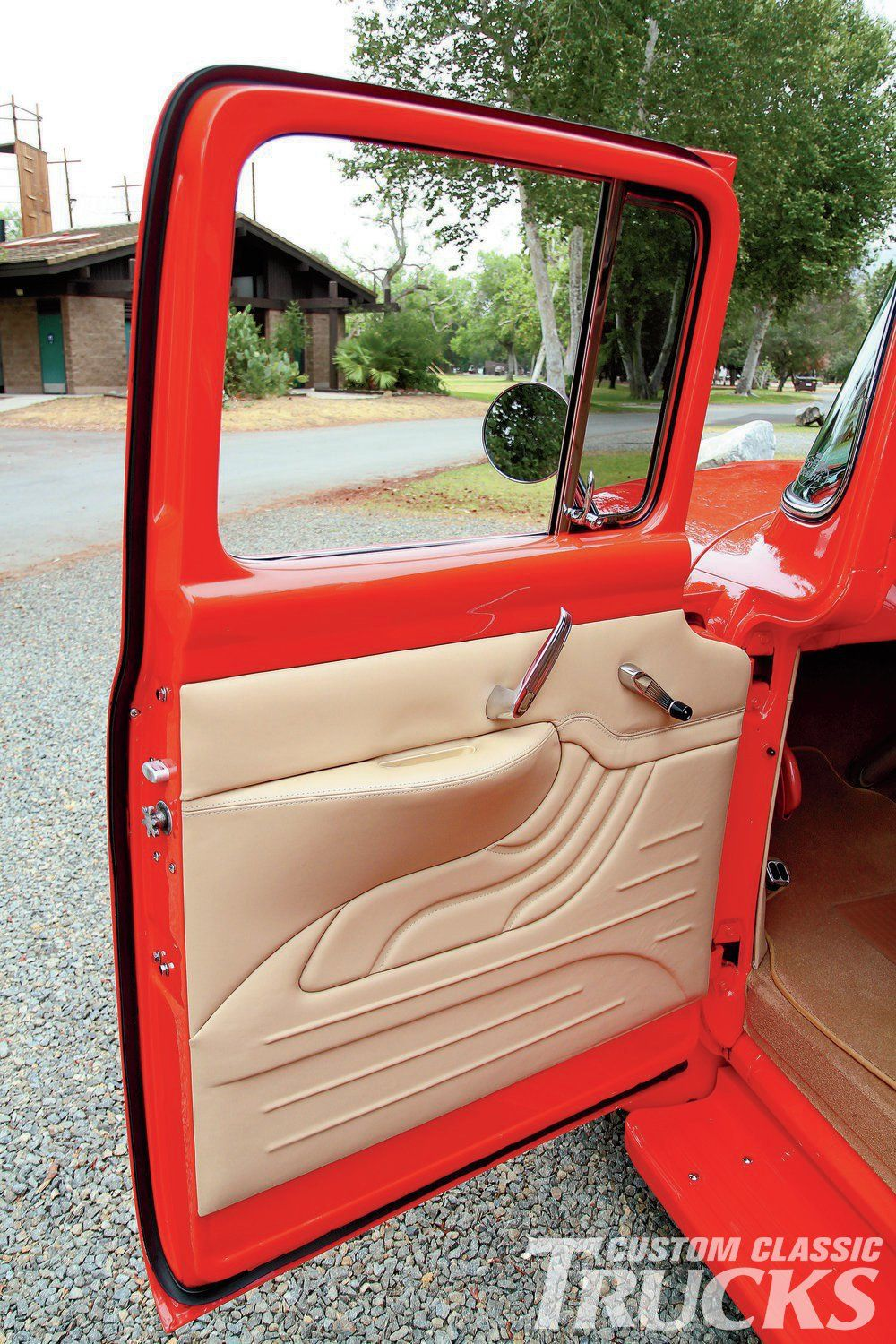 1956 Ford F 100 Carried Away Hot Rod Network Classic Trucks Classic Trucks Magazine Truck Interior