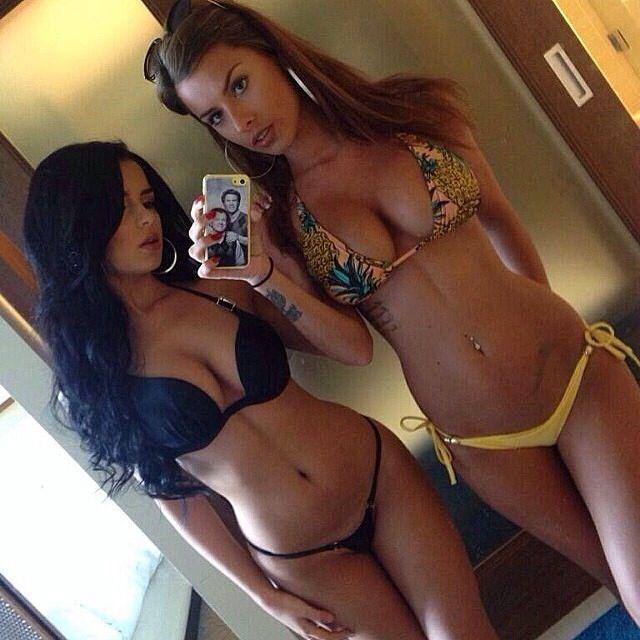 lesben nackt selfie